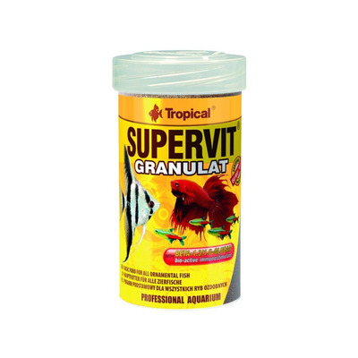 TROPICAL-Supervit Granulat 250ml
