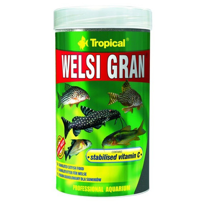 TROPICAL-Welsi gran 250ml 138g