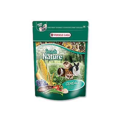 Snack Versele-LAGA nature cereálie - 500g