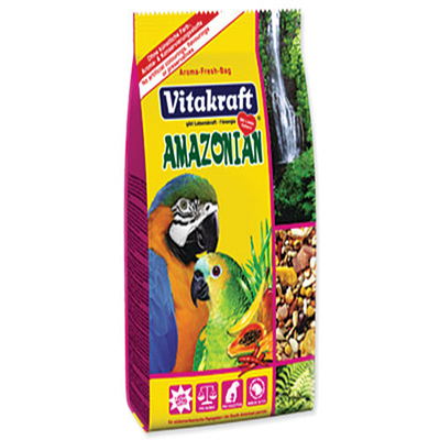 Amazonian papagei VITAKRAFT bag - 750 g