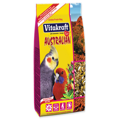 Australian gross Sittich VITAKRAFT bag - 750 g