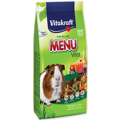 Menu VITAKRAFT guinea pig bag - 400g