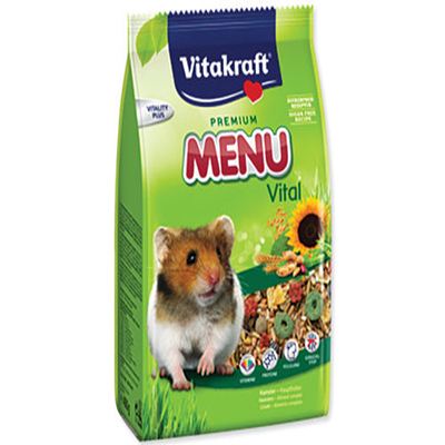 Menu VITAKRAFT hamster bag - 400g