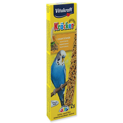 Kracker VITAKRAFT Sittich banana - 2 ks