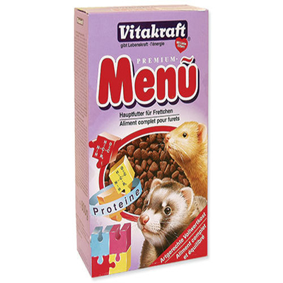Menu VITAKRAFT Ferret - 800g