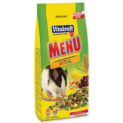 Menu VITAKRAFT rat bag - 400g